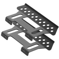 1:10 RC Car Upgrade Parts Metal Side Pedal Plate for Axial SCX10 D90