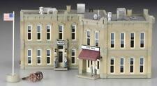 Woodland Scenics BR5030 HO Municipal Building Drive 'N Dine Structure  Built-...