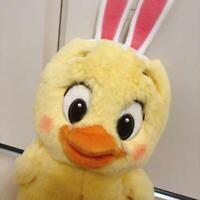 Tokyo Disney Sea Easter Limited Usapiyo Plush Doll 2019 Japan 16in From Japan