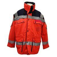 Rettungsdienst Jacke Gr 58 60 GSG Feuerwehr Notarzt Malteser Johanniter THW DLRG