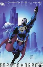 D.C. pres: SUPERMAN  FOR TOMORROW SOFTCOVER BOOK*  JIM LEE