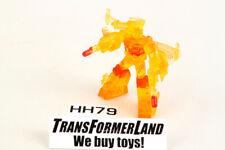 Spark Attack Powermaster Optimus Prime w/Apex Armor Complete HOC Transformers