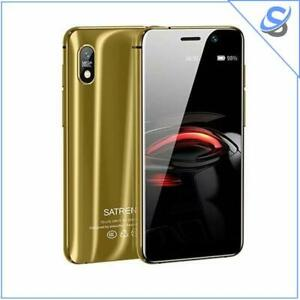 SATREND S11 Android 7.1 Smartphone Quad Core 2GB+16GB Dual SIM GPS 3.22inch 13MP