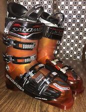 Salomon Pro Falcon CS Energyzer 120 Ski Boots Downhill X-Pro X-Max Size 27.5 315