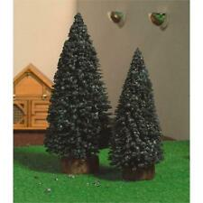 12th Scale Evergreen Trees X 2 Dolls House Emporium 4898