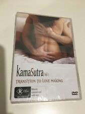 Kuma Sutra Transiiton Of Love Making Vol 1 DVD Region 4