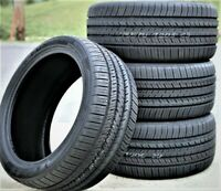 4 New Atlas Tire Force UHP 265/35R20 99Y XL High Performance All Season Tires