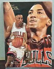 Scottie Pippen card 94-95 Flair #24