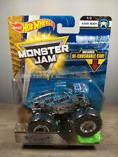 Hot Wheels Monster Jam BLUE THUNDER with X-RAY BODY 1:64 New B1