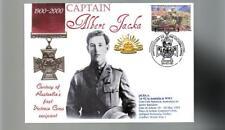 Australian Anzac Victoria Cross 100th Anniv Cov, Capt. Albert Jacka