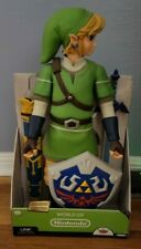 ** Legend of Zelda: Link (Jakks World of Nintendo, 20 Inch Large Figure) ** New!