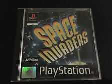 Sony PS1 & PS2 Space Invaders - Best Version Ever made !!!🕶