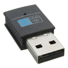 W6 300Mbps Mini Wireless USB Wifi LAN Antenna Network Adapter 802.11n/g/b