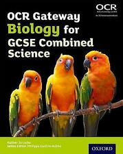 OCR Gateway GCSE Biology for Combined Science Student Book, Paperback
