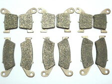 12 Front Rear Brake Pads For Honda CRF 250 R CRF250 CRF250R 2010 2011 2012  RE