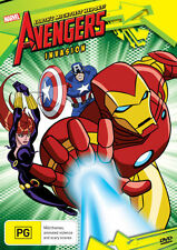 The Avengers - Earth's Mightiest Heroes - Invasion (DVD, 2013)
