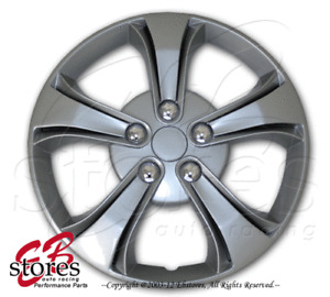 """Hubcaps Style#616 15"""" Inches 4pcs Set of 15 inch Rim Wheel Skin Cover Hub cap"""