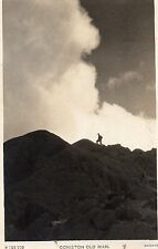 Cumbria - Coniston Old Man - Postcard Franked 1933