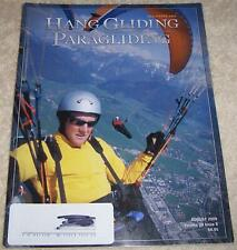 Hang Gliding & Paragliding Magazine August 2009