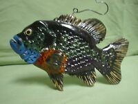 Fish Decoy Bluegill  Ken Szafasz