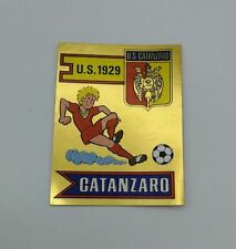 Meister Catanzaro N 114 Figurine Album Fußballer panini 1980 1981 Neu Mit