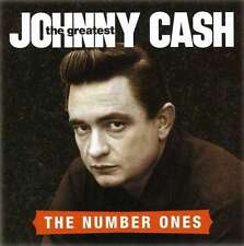 Johnny Cash The Greatest: The Number Ones CD COLUMBIA