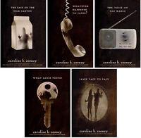 Janie Johnson Series Set Collection Caroline B. Cooney (Face on the Milk Carton)