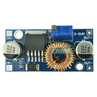 5PCS DC-DC Step Down Adjustable Power Supply Module LED Lithium Charger Board 5A