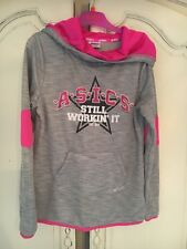 ASICS Girls Gym Dance Top Age 12