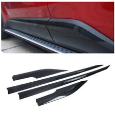 Fits Toyota C-HR 2016-2020 Carbon Fiber Body Door Side Molding Line Cover Trim
