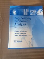 Engineering Economics Analysis-10th Edition by Downarld.G.Newnam.Jerome.R.Lavell
