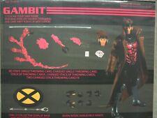 Mezco New * One:12 Gambit * X-Men Collective Action Figure Authentic