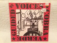 "GUIDED BY VOICES * COBRA VERDE 7"" Punk Rock Vinyl Record"
