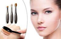 Makeup Brush Brushes Kabuki Professional Foundation Face Powder Make Up Brush x3
