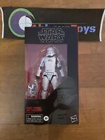 "FIRST ORDER JET TROOPER #99 Star Wars Black Series Rise of Skywalker 6"" Figure"