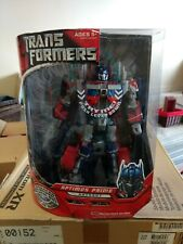 Hasbro Transformers Movie 2007 Leader Optimus Prime Action Figure