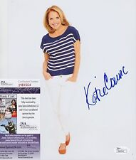 Katie Couric Signed 8x10 Photo w/ JSA COA #P80564 The Today Show