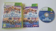 F1 Race Stars Xbox 360 Spiel Kinder fahren Rennwagen Geschenk