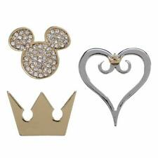 Kingdom Hearts Jewelry Kingdom Hearts Kingdom Hearts Collectible Lapel Pins