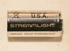2 BULK STREAMLIGHT CR123 123 DL123 LITHIUM BATTERY CR123A 1550mAh EXPIRE 01/2026
