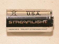 6 BULK STREAMLIGHT CR123 123 DL123 LITHIUM BATTERY CR123A  EXPIRE 01/2026