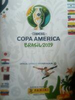 Album Panini Copa America 2019 complete to paste 400 stickers from argentina