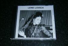 Lene Lovich cd // nina hagen.