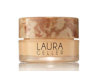 NIB Laura Geller Baked Radiance Cream Concealer Light or Medium Full Size $24