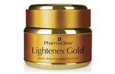 PharmaClinix Lightenex Gold Cream 30ml | Advanced Face Cream