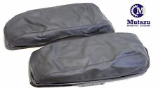Mutazu Saddlebag Lid Bra Covers fit 2014-Up Harley Davidson Touring Models,x2