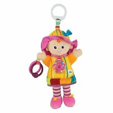 Lamaze Emily And Soft My Friend Toy Play Grow Toys Baby Doll Pram Clip Rattle