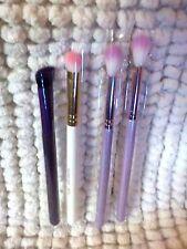 Ipsy 4 Beauty Brushes for Eyes & Free Sliver Bag Best Deal