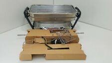 Farberware Open Hearth Electric Broiler Rotisserie Model 450A Complete - C548