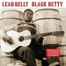Lead Belly - Black Betty 180g Gatefold Vinyl 2LP Record NEW SEALED